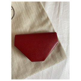 Hermès-Hermès wallet 24-Red