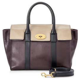 Mulberry-Mulberry Red Small New Bayswater Leather Satchel-Red,Multiple colors