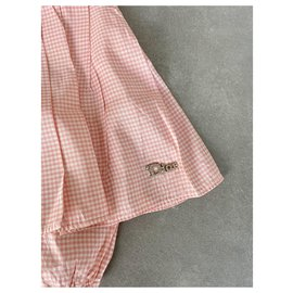 Baby Dior-Outfits-Pink,White