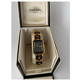 Chanel-Premiere Medium-Black