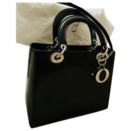 Christian Dior-LADY DIOR-Black