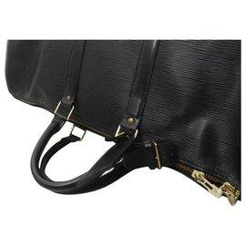 Louis Vuitton-Louis Vuitton Keepall 45-Noir