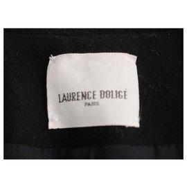 Laurence Dacade-Black wool blazer-Black