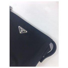 Prada-Prada Men's Clutch-Black