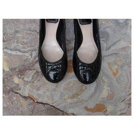Dior-Ballerines-Noir