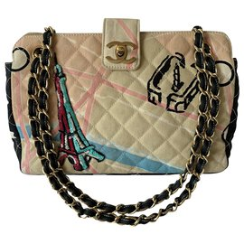 Chanel-Handbags-Multiple colors