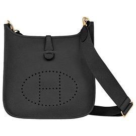 Hermès-Evelyne 29-Noir