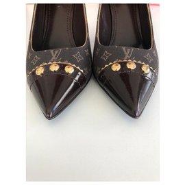 Louis Vuitton-Raquel-Dark brown