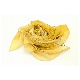 Céline-Céline scarf-Beige