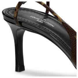 Louis Vuitton-LV Décolleté nouveau-Marron