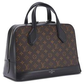 Louis Vuitton-LV Dora MM-Brown