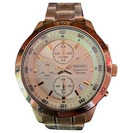 Autre Marque-Seiko - New Man watch brand Seiko-Golden