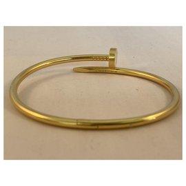 Cartier-Cartier Juste un clou 18K ouro amarelo-Dourado