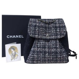 Chanel-Backpacks-Multiple colors