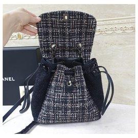 Chanel-Backpacks-Multiple colors