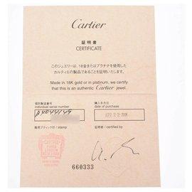 Cartier-Cartier C2 bague # 46-Argenté
