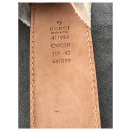 Gucci-Gucci belt new-Black