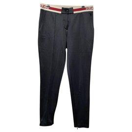 Gucci-pantalon GUCCI-Noir