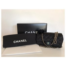 Chanel-Small chanel handbag-Black