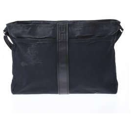 Hermès-Sac bandoulière Hermès-Noir