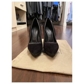 Burberry-Burberry pumps-Black