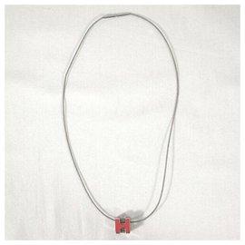 Hermès-Collier Hermès-Rouge