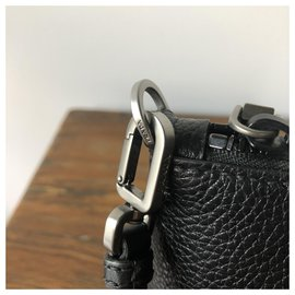 Prada-Clutch Bag-Black