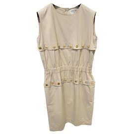 Chanel-Dresses-Beige