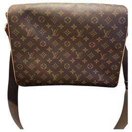 Louis Vuitton-Louis Vuitton satchel-Dark brown