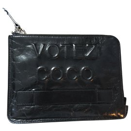 Chanel-Collector's bag vote coco-Black