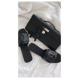 Hermès-Aloha chain-Black