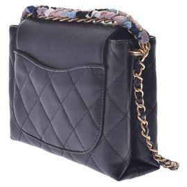 Chanel-Chanel Flap bag-Black
