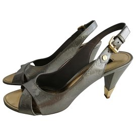Louis Vuitton-Sandals-Grey