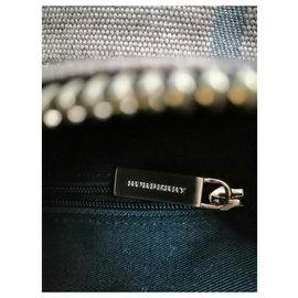 Burberry-Handbags-Dark brown