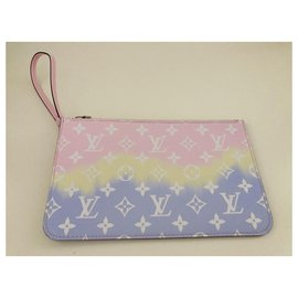 Louis Vuitton-Purses, wallets, cases-Multiple colors