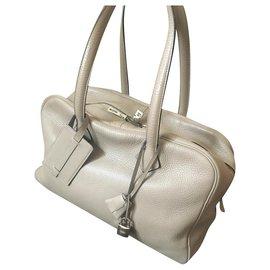 Hermès-Victoria bag-Grey