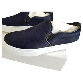 Céline-Sneakers-Dark blue