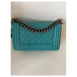 Chanel-Chanel-Turquoise