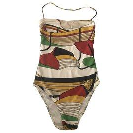 Hermès-Maillots de bain-Multicolore