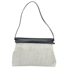 Hermès-Hermès Handbag-White