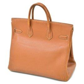 Hermès-Hermès Birkin-Brown
