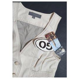 Proenza Schouler-Coats, Outerwear-White
