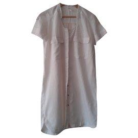 Ikks-Dresses-White