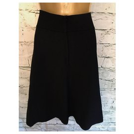 Chloé-Skirts-Black