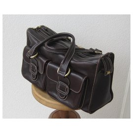 Céline-Boogie-Dark brown