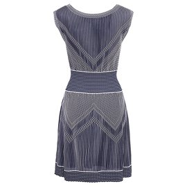 Chanel-pretty striped dress-Multiple colors