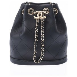 Chanel-Chanel handbag-Black