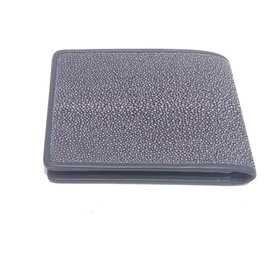 No Brand-Saphire blue stingray wallet-Blue