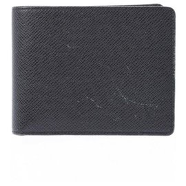 Louis Vuitton-Louis Vuitton Taiga-Black