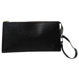 Louis Vuitton-Louis Vuitton Pochette-Black